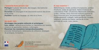 Verso 21 x 10,5 cm